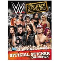 WWE The Ultimate Collection Sticker Starter Pack