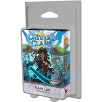 Crystal Clans Moon Clan Expansion Deck Board Game