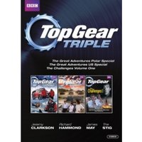 Top Gear Triple DVD