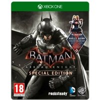 Batman Arkham Knight Special Edition Xbox One Game (with Harley Quinn DLC)