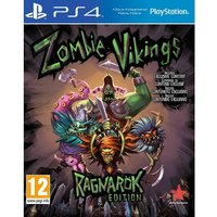 Zombie Vikings Ragnarok Edition PS4 Game