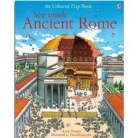 See Inside Ancient Rome by Katie Daynes (Hardback, 2006)