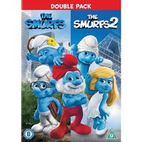 The Smurfs 1 & 2 DVD & UV Copy