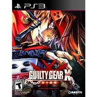 Guilty Gear Xrd Sign Limited Edition PS3 Game