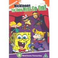 Nicktoons - The Show Must Go On Animated DVD