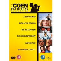 The Coen Brothers Collection Box Set DVD