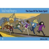 Bad Machinery Volume 1: Pocket Edition