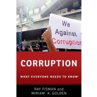 Corruption : What Everyone Needs to Know (R)