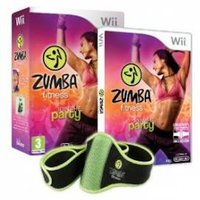 Zumba Fitness (Includes Fitness Belt) Game