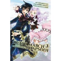 Death March To The Parallel World Rhapsody Volume 3 (manga)