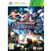 Dynasty Warriors Gundam 3 Game