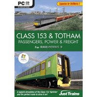 Class 153 and Totham Passengers Power and Freight Expansion Pack Game