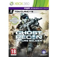Tom Clancys Ghost Recon Future Soldier (Kinect Compatible) (Classics) Game