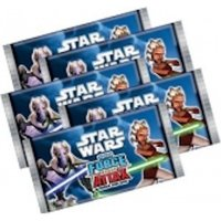 Star Wars Force Attax 3 Trading Card Booster Box - 50 Count CDU