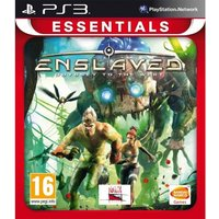 Enslaved Odyssey To The West PS3 Game (Essentials)