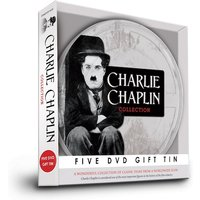 Charlie Chaplin - Film Reel Collection DVD