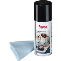 Hama Notebook Cleaning Foam, 100 ml, including Cloth