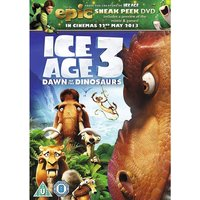 Ice Age 3: Dawn Of The Dinosaurs (with Epic Activity Bonus Disc) DVD