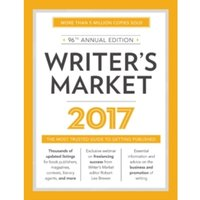 Writer's Market 2017: The Most Trusted Guide to Getting Published by Robert Lee Brewer (Paperback, 2016)
