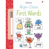 Wipe Clean : First Words