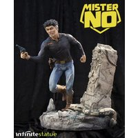 Mister No Statue