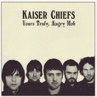 Kaiser Chiefs Yours Truly Angry Mob CD