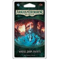 Arkham Horror The Card Game Where Doom Awaits