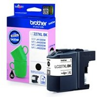 Brother LC-227XLBK Ink cartridge black, 1.2K pages, 25ml