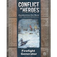 Conflict of Heroes Awakening Bear Firefight Generator Expansion