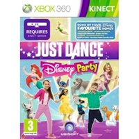 Kinect Just Dance Disney Party Game