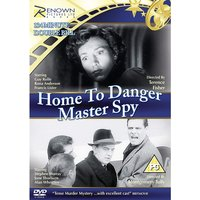 Home To Danger Master Spy DVD