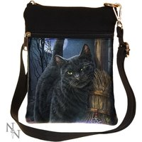 A Brush With Magick Shoulder Bag