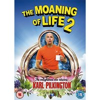 The Moaning Of Life - Series 2 DVD