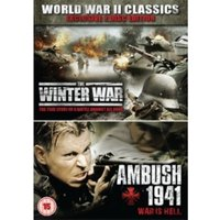 The Winter War & Ambush Double DVD