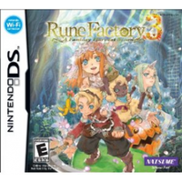 Rune Factory 3 A Fantasy Harvest Moon Game