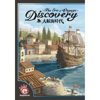 Discovery: The Era of Voyage Board Game
