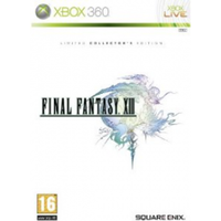 Final Fantasy XIII 13 Collector's Edition Game