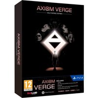 Axiom Verge Multiverse Edition PS4 Game