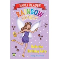Belle the Birthday Fairy by Daisy Meadows (Paperback, 2013)