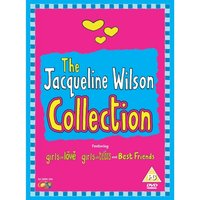 Jacqueline Wilson Collection DVD
