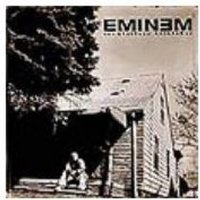 Eminem Marshall Mathers LP CD