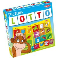 Picture Lotto Game