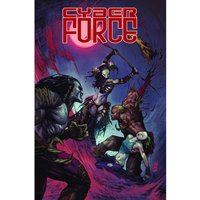 Cyber Force Rebirth Volume 2 Paperback