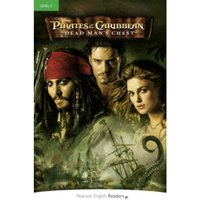 Level 3: Pirates of the Caribbean 2: Dead Man's Chest Book and MP3 Pack