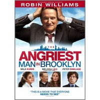 Angriest Man In Brooklyn DVD