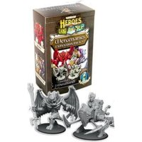 Heroes of Land, Air, & Sea: Merc Pack 2 Expansion