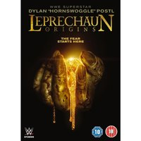 Leprechaun Origins DVD