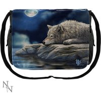 Quiet Reflection Messenger Bag