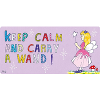 Keep Calm And Carry A Wand Pack Of 12