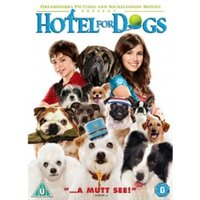 Hotel For Dogs DVD